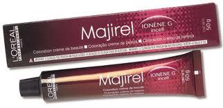 Coloração em Creme Majirel 50g Cor:5.07-Castanho Claro Natural Frio